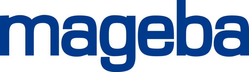Mageba Logo als Begleitmaterial zum icms E-Business Plattform Case der insign gmbh