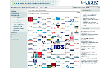 Partnernetzwerk legic.com A