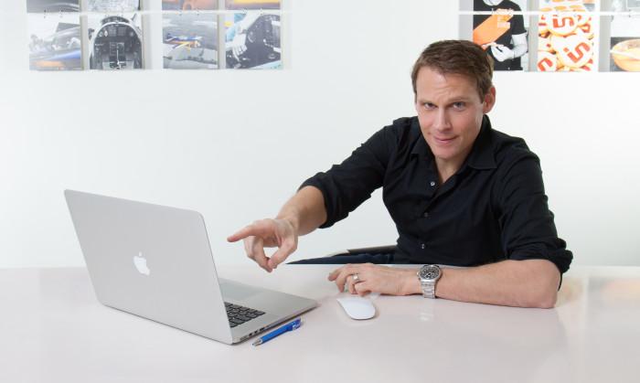 Philipp Sprecher, CEO