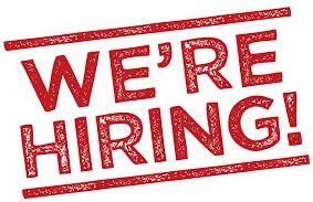 We're hiring! insign hat spannende Stellen zu anzubieten