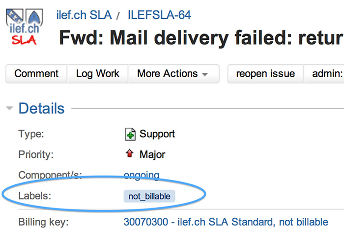 Labels in JIRA