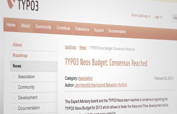TYPO3 News
