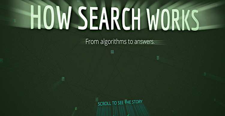 How Search Works, by Google