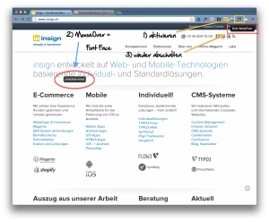 What Font Tool Bookmarklet