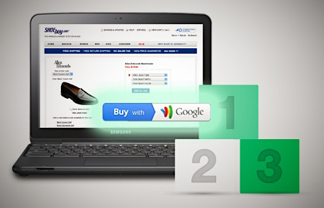 Google Wallet Buy Button