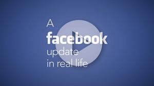 facebook Updates im echten Leben, Cloud-Tücken