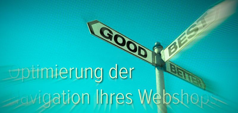 Conversion steigern: Optimierung der Navigation Ihres E-Shops