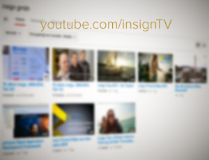 youtube.com/insignTV - unser neuer YouTube-Channel
