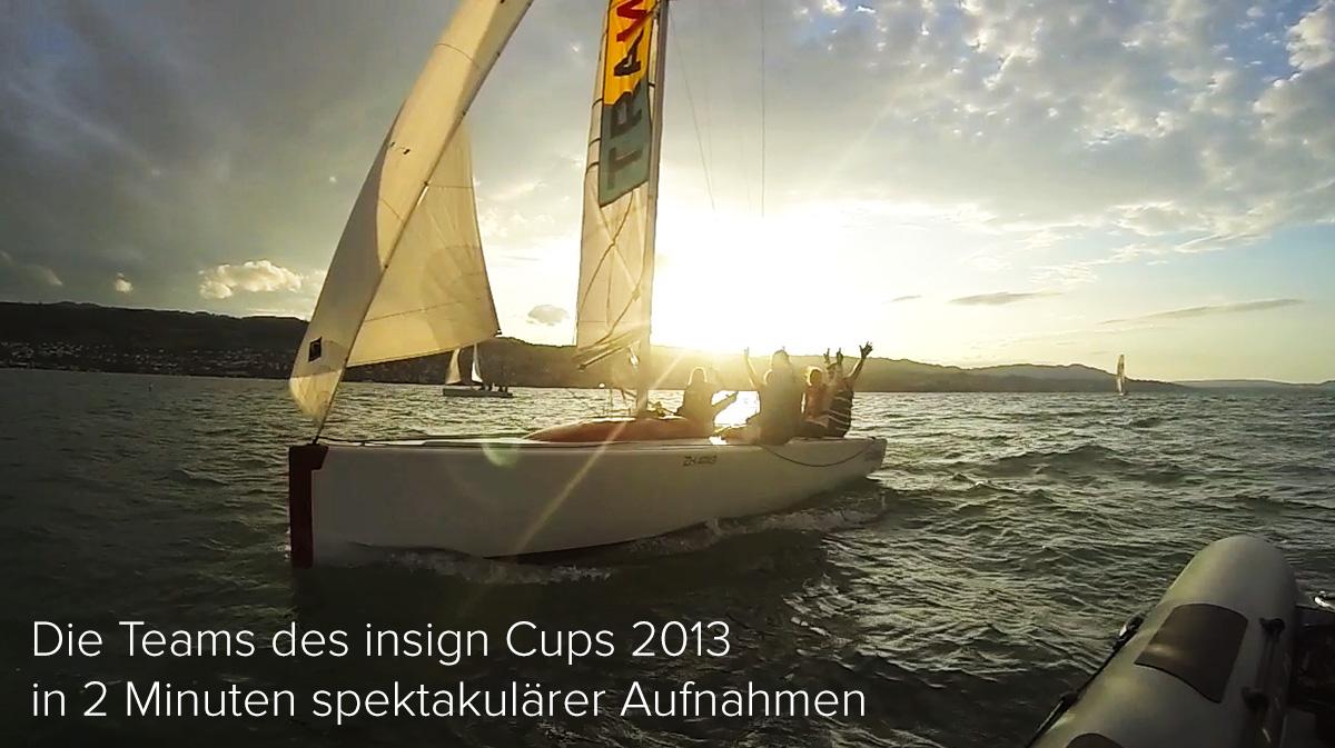 die Teams des insign Cups 2013 in 2min Video