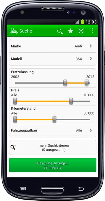 Android App programmieren - Ihr Schweizer Entwicklungspartner mit hochkarätiger Erfahrung