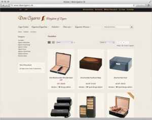 Onlineshop Software Magento E-Commerce by insign gmbh