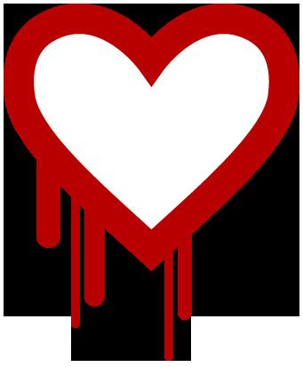 Heartbleed-Logo zum insign Sicherheits-Bericht von CTO Martin Bachmann