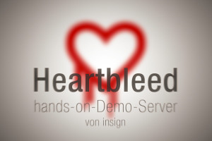 Heartbleed - insign hands-on-Demo-Server