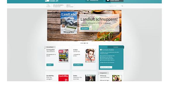 Online-Kiosk