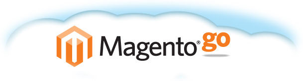 Logo von Magento Go - high-end-E-Commerce aus der Cloud