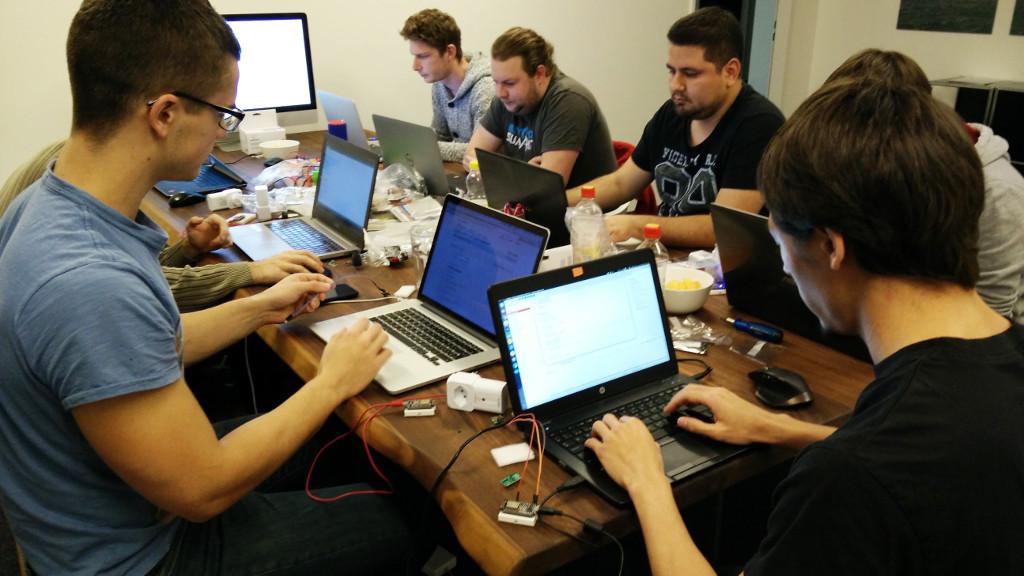 insign Labs: ESP8266 Hackathon