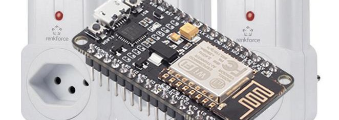 ESP8266 steuert Funksteckdosen