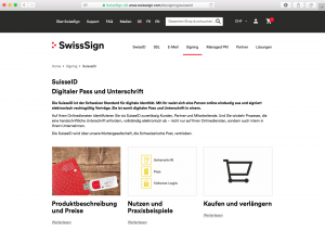 SwissSign-SwissID
