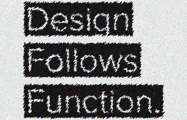 E-Commerce-Design follows function. Nicht in Schönheit sterben.