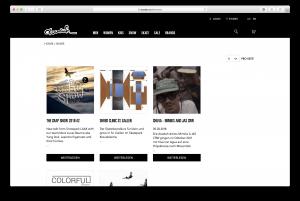 News auf doodah.ch, dem neuen Magento-B2C-Fashion-Shop von insign