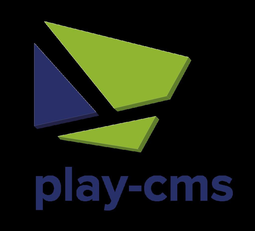 play-cms Logo - content management system der insign gmbh