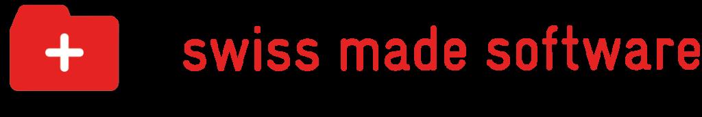 Swiss Made Software Logo - insign gmbh