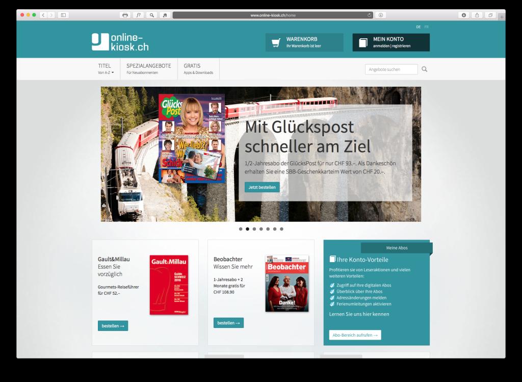 Referenz online-kiosk.ch