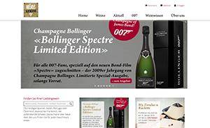 winexpress.ch - Wein online kaufen