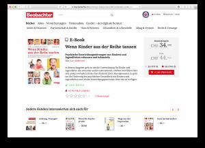 Produktdetailansicht-E-Book-Beobachter
